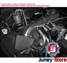 00-08 DODGE DAKOTA ST SLT RT SPORT 3.7L V6 4.7L V8 SILICONE AIR INTAKE HEATSHIEL