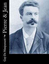 Pierre and Jean by Guy de Maupassant (2013, Paperback)