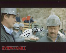Tony Sibbald Photo Signed In Person - A View To A Kill - C142