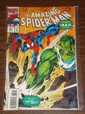 AMAZING SPIDERMAN #381 VOL1 MARVEL COMICS SPIDEY INCREDIBLE HULK SEPTEMBER 1993