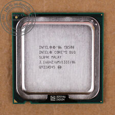 Intel Core 2 Duo E8500 - 3.16 GHz (EU80570PJ0876M) 775 SLAPK SLB9K CPU 1333 MHz