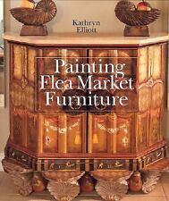 Painting Flea Market Furniture-ExLibrary