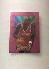 NBA HOOPS JERRY STACKHOUSE POWER PALETTE 9 OF 10 SKYBOX