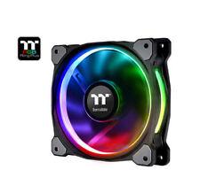 Thermaltake CL-F059-PL12SW-A Riing Plus 12 LED RGB Radiator Fan, Single Fan Pack