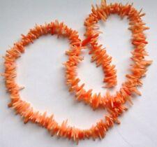 Cuentas de Coral Salmón Rosa Rama. 10 mm. la fabricación de joyas/del grano