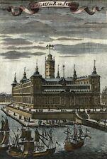 Sweden 1719 Mallet vintage color view