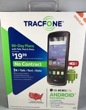 Tracfone LG Rebel 4G LTE Prepaid Smartphone Android 5.1 Lollipop FREE SHIPPING