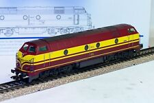 MARKLIN HO 3468 DIESEL CFL 1804 LUXEMBOURG DIGITAL FRONTALIER SNCB NMBS SNCF