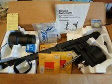 Omega Photography Enlarger System C-700 in Working Condition With Extras in Box