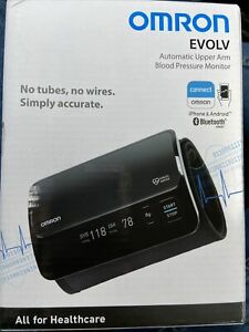 OMRON EVOLV Tensiomètre Bras Électronique Tout-en-un sans tube