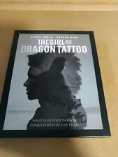 The Girl With the Dragon Tattoo (Blu-ray Disc, 2012, 3-Disc Set, Includes Digit…