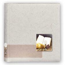 Album Fotografico Tradizionale Portafoto Comunione 20 fogli 24x24 .