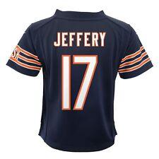 Alshon Jefferey Chicago Bears Nike Home Navy Blue Infant Game Jersey (12M-24M)
