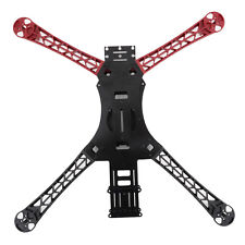 500 Multi-Copter REPTILE Quadcopter 500mm Alien Frame W / 450 / 550 Black & Red