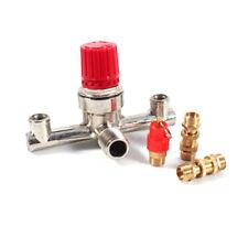 New listing Outlet tube alloy air compressor switch pressure regulator valve fitting parRcij