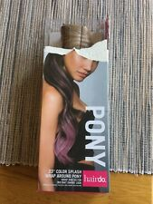 "Hairdo Wrap Around Pony 23"" Color Splash/Ombré Gold Wheat Lavender R14/88H"