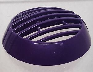 Revlon Ultra Hair Dryer Styler Replacement Removable Purple End Cap RVDR5029