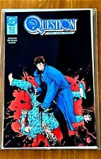 THE QUESTION 17 - 1ST RORSCHACH IN DC CONTINITY DC SEND IT TO CGC