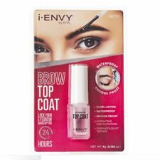 i Envy Kiss Brow Top Coat 24HR Lock Eyebrow Makeup Waterproof 0.135oz #KBCT01
