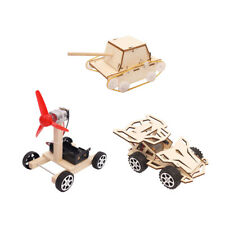 3Set Kids Wooden Assemble Early Physic Educational IQ Training Toy