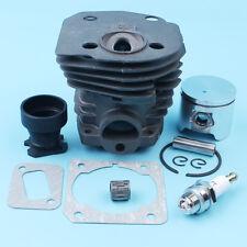 44mm Cylinder Piston Intake Boot Gasket Kit Fit HUSQVARNA 353 351 350 346 XP 340