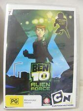 DVD BEN 10 ALIEN FORCE VOLUME 7
