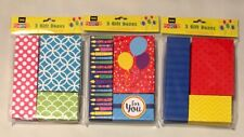 Small Gift Boxes, Set Of 9, Birthday Special Occasion Gift Card Gift Box, New