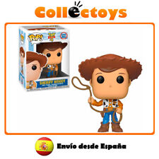 Figura Funko Pop Vinyl Figure - Toy Story 4 - Sheriff Woody