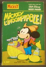 MICKEY PARADE N°1260 Tome 46 - TRÈS BON ÉTAT - 1er Édition Originale - Aout 1976