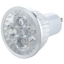 GU10 4 High Power LED Strahler Spotlicht Birne Lampe Leuchte weiss 4W 7000K F5V1