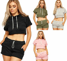 Hood Machine Washable Solid Tops & Blouses for Women