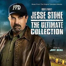 JESSE STONE - THE ULTIMATE COLLECTION album  (CD) sealed