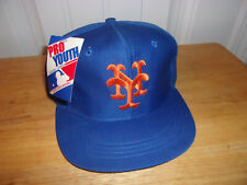 New York Mets Youth Rare Hat Cap NWT Free Shipping!