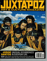 JUXTAPOZ Magazine June 2006 no.56 Kenny Scharf, Keith Weesner, Nathan Jurevicius