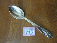 Vintage Aksel Holmes Norway sterling silver Dermitasse spoons