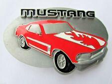 Mustang Gürtelschnalle Ford Mustang...