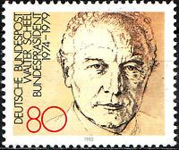 1159 postfrisch aus Block 18 BRD Bund Deutschland Briefmarke Jahrgang 1982