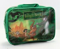 NEW - Walt Disney The Jungle Book Diamond Edition Vinyl Lunch Carrying Food Bag