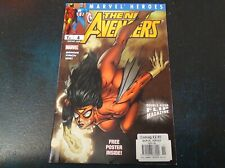 New Avengers Double Flip Comic - Issue #4 - 2005 - Marvel Comics - Fair