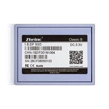 """1.8"""" ZIF SSD 64GB For Macbook A1237 HP 2710P Mini 1000 Dell D420 D430 Mini 12"""