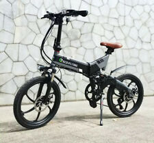 "Eco Flying Electric Foldable Bike 20"" 350 Watts"