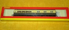 HORNBY R 4199 GWR CLERESTORY BRAKE COACH 3321 NEW BOXED