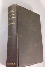 Ben Hur A Tale of the Christ 1880 Lew Wallace Harper & Brothers  Early Edition