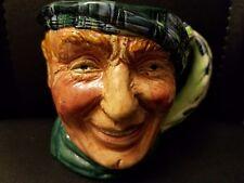 "L & Sons Hanley English Ware Tam O'Shanter Mug Cup 4"""
