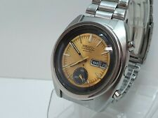 SEIKO CHRONO AUTOMATIC VINTAGE WATCH Ref. 6139 - 6012 / DAY DATE