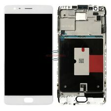 "OEM One PLUS 3 THREE 1+3 A3000 5.5"" White LCD Touch Screen Digitizer Display"