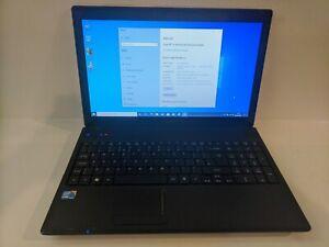 Acer Aspire 5742 Intel Core i3-370M 2.40GHz 8GB Ram 256GB SSD WIN 10