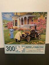 Bits and Pieces - Out for a Drive 300 Pieces Large Piece Puzzle