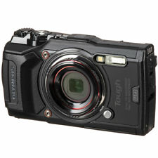 Olympus Tough TG-6 12MP Waterproof W-Fi Digital Camera (Black)