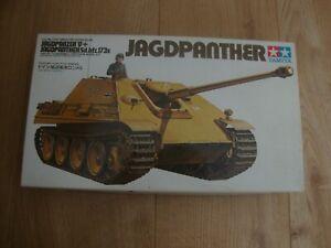 L184 Tamiya Model Kit 35069 - Jagdpanther - 1/35 - No decals